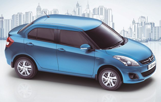 Maruti-Swift-DZire-front-view